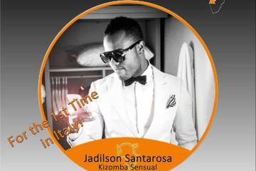 Jadilson Santarosa sarà con noi a Karipande 2015!