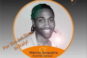 Marcio Junqueira sarà con noi a Karipande 2015!
