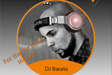 Dj Barata sarà con noi a Karipande 2015