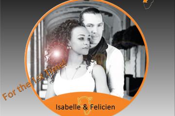Isabelle & Felicien saranno con noi a Karipande 2015