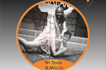 Mr Tecas & Miss Jo saranno con noi a Karipande 2015