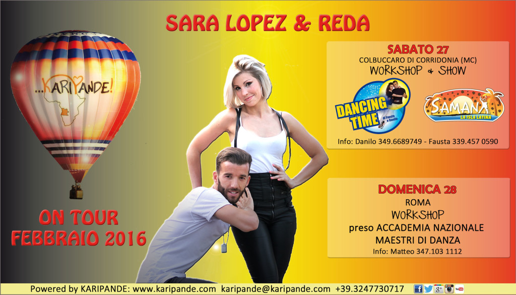 sara-lopez-karipande-on-tour-2016