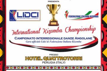 KWATA KWATA – INTERNATIONAL KIZOMBA CHAMPIONSHIP