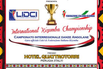 Info e Dettagli – KWATA KWATA, International Kizomba Championship