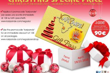 CHRISTMAS SPECIAL PRICE – KARIPANDE GIFT