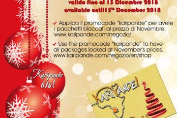 KARIPANDE CHRISTMAS SPECIAL PRICE